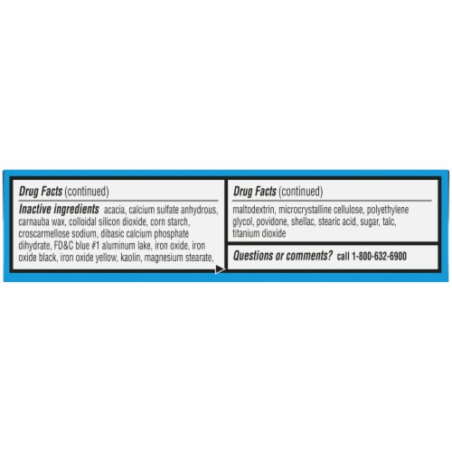 Kroger® Maximum Strength Stimulant Laxative Coated Tablets Perspective: bottom