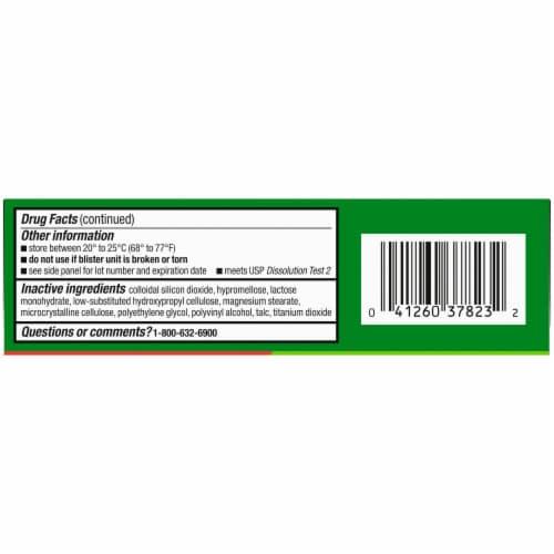 Kroger® Allergy Relief Medicine Perspective: bottom