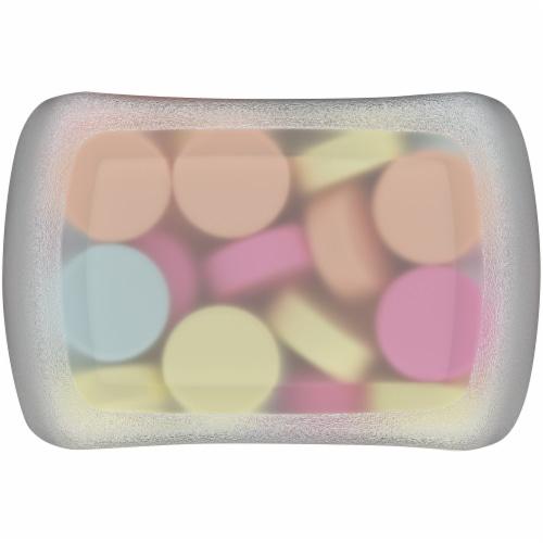 Kroger® Assorted Fruit Ultra Strength Antacid Chewable Tablets Perspective: bottom