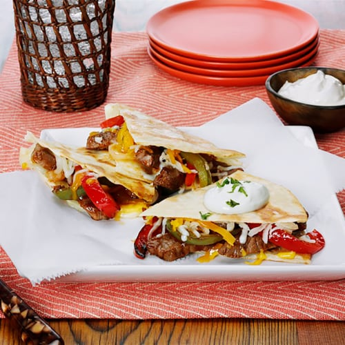 Azteca® Original Thin Supersize Taco Flour Tortillas Perspective: bottom