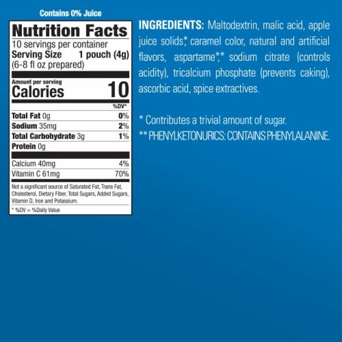 Alpine™ Sugar Free Apple Cider Perspective: bottom
