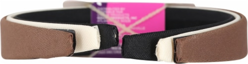 Goody® Fabric Covered Headbands Perspective: bottom