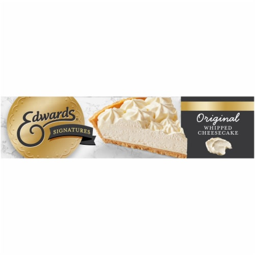 Edwards Original Whipped Cheesecake Perspective: bottom