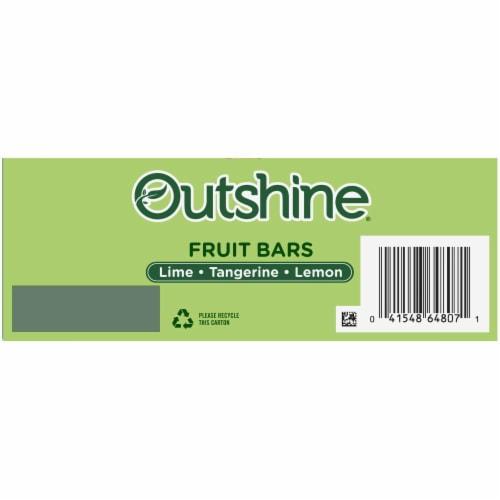 Outshine Lime Tangerine and Lemon Frozen Fruit Bars Perspective: bottom