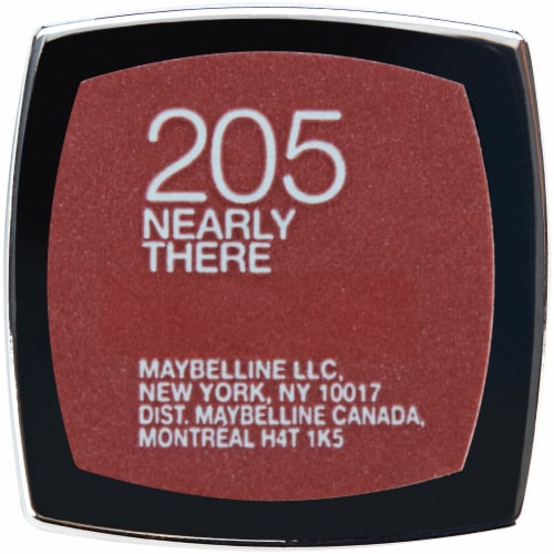 Maybelline Color Sensational Nearly There Lipstick Perspective: bottom