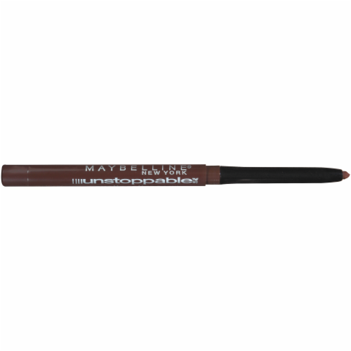 Maybelline Unstoppable Cinnabar Eyeliner Perspective: bottom