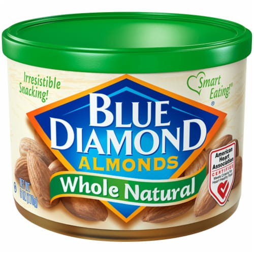 Blue Diamond® Whole Natural Almonds Perspective: bottom