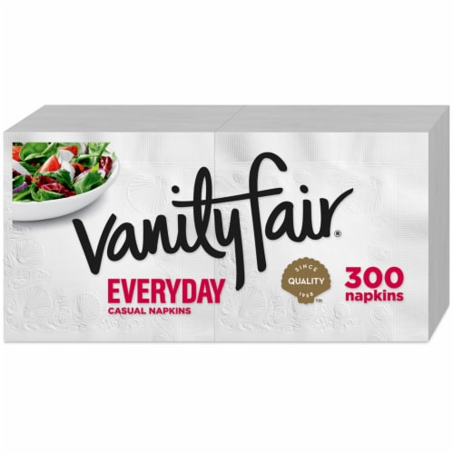 Vanity Fair® Everyday Casual Napkins Perspective: bottom