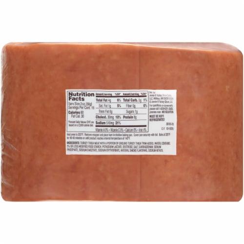 Jennie-O Extra Lean Turkey Ham Perspective: bottom
