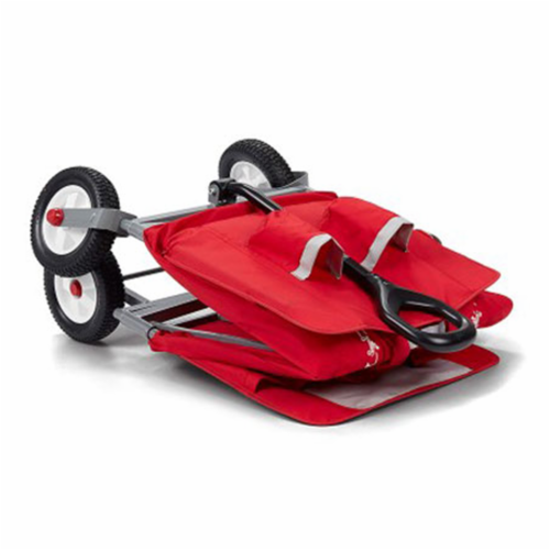 Radio Flyer Off-Road EZ Fold Collapsible Wagon Fabric/Steel - Case Of: 1; Perspective: bottom