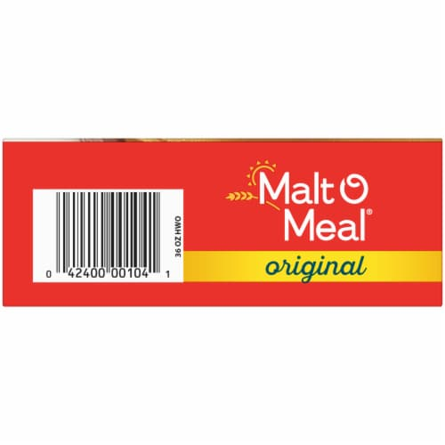 Malt-O-Meal Original Quick Cooking Hot Wheat Cereal Perspective: bottom