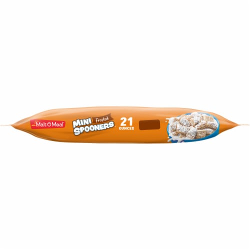 Malt-O-Meal® Frosted Mini Spooners® Cereal Perspective: bottom