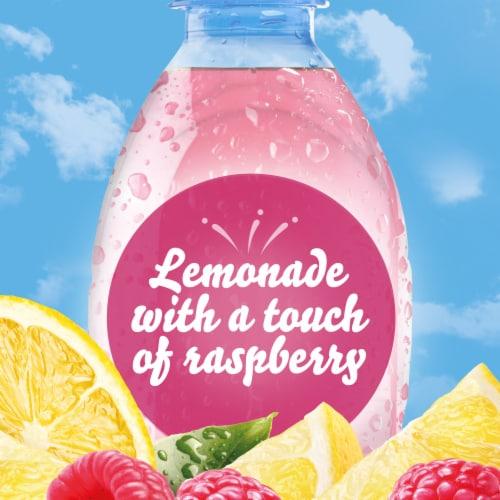 Crystal Light Raspberry Lemonade Drink Mix Packets Perspective: bottom