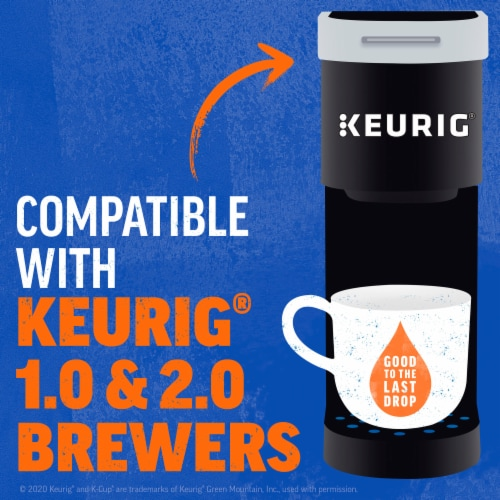 Maxwell House Breakfast Blend Light Roast Coffee K-Cup Pods Perspective: bottom
