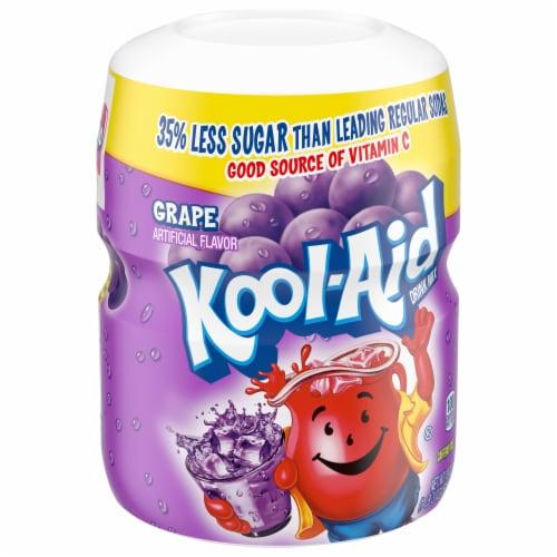 Kool-Aid Grape Powdered Drink Mix Perspective: bottom
