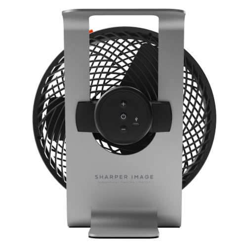 Sharper Image GO 9 Rechargeable Portable Fan Perspective: bottom