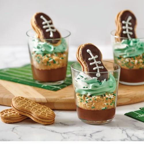 Nutter Butter Peanut Butter Sandwich Cookies Family Size Perspective: bottom