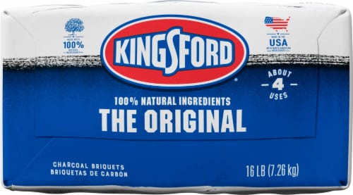 Kingsford® The Original Charcoal Briquettes Perspective: bottom