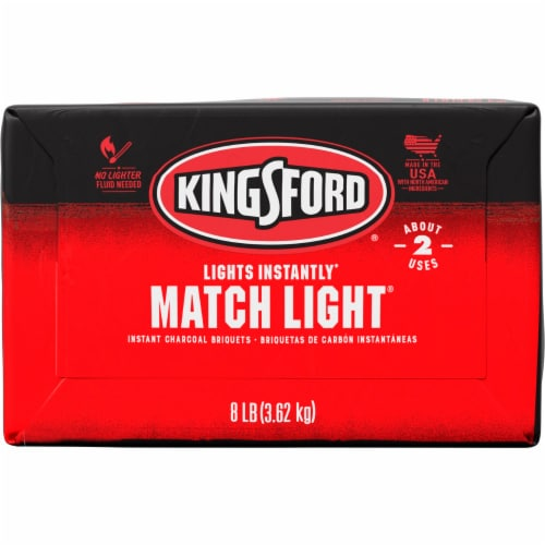 Kingsford Match Light Instant Charcoal Briquettes Perspective: bottom