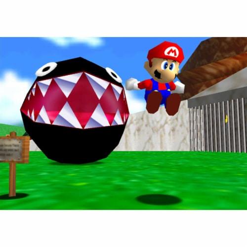Super Mario 3D All-Stars (Nintendo Switch) Perspective: bottom
