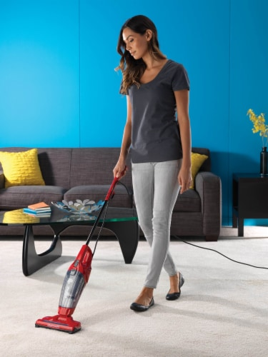 Dirt Devil Vibe 3-in-1 Corded Bagless Lightweight Stick Vacuum | SD20020 Perspective: bottom