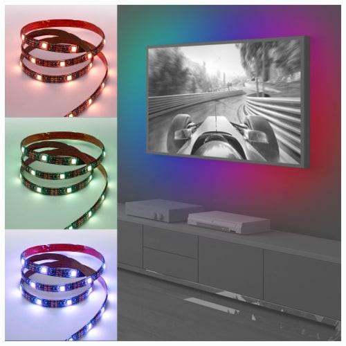 iLive LED Light Strip Perspective: bottom