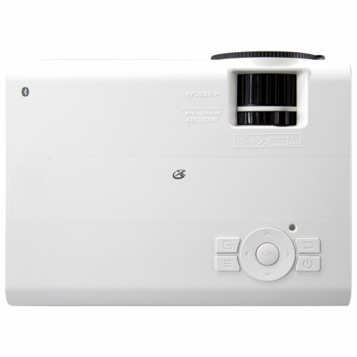 iLive Projector with Screen Perspective: bottom