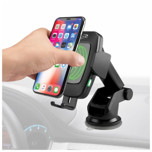 iLive Wireless Charger Mount Perspective: bottom
