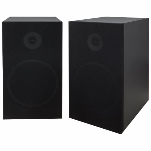 iLive Turntable and Speaker Bundle Perspective: bottom