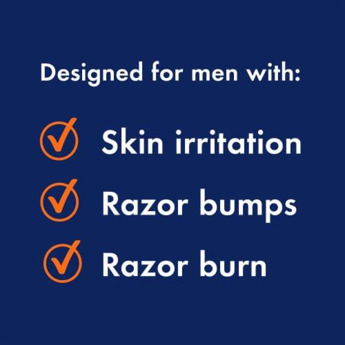 Gillette® SkinGuard Men's Razor Flex Handle + 1 Blade Refill Cartridge Perspective: bottom