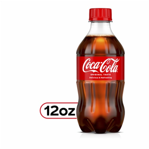Coca-Cola Soda Perspective: bottom