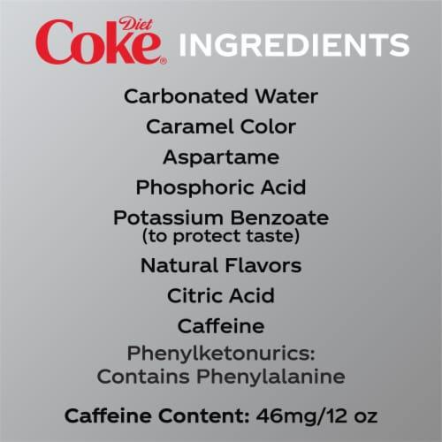 Diet Coke Soda Perspective: bottom