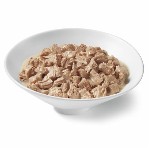 Fancy Feast Creamy Delights Chicken Feast with Real Milk Wet Cat Food Perspective: bottom