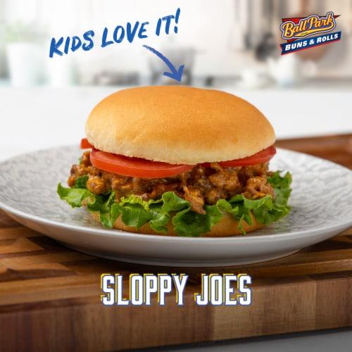Ball Park® Classic Burger Buns Perspective: bottom
