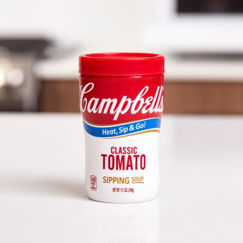 Campbell's Soup on the Go Classic Tomato Soup Perspective: bottom