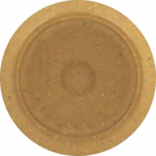 Jif Natural Crunchy Peanut Butter Spread Perspective: bottom