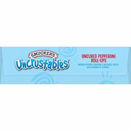 Smucker's Uncrustables Pizza Roll-Ups Perspective: bottom