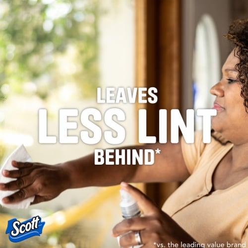 Scott Choose-A-Sheet Mega Paper Towels Perspective: bottom