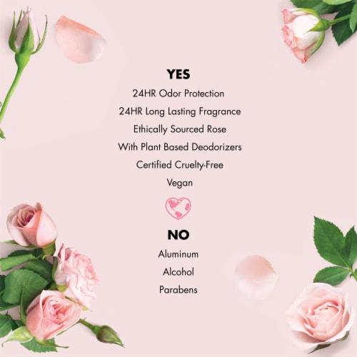 Love Beauty and Planet Murumuru Butter & Rose Aluminum Free Deodorant Perspective: bottom