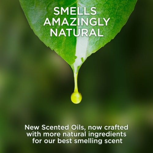 Air Wick® Vanilla & Pink Papaya Essential Oils Refills Perspective: bottom