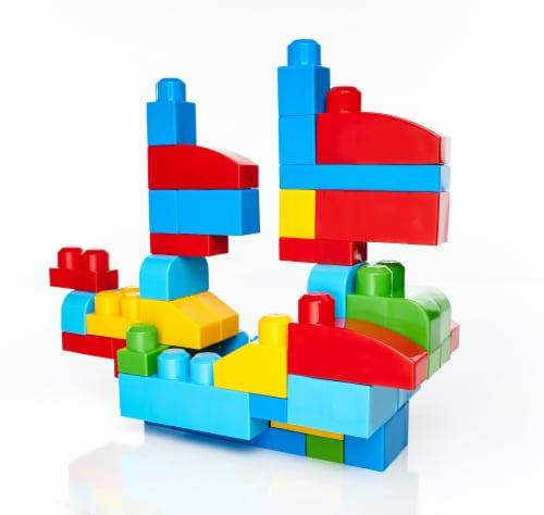 Mega Bloks® First Builders Big Building Blocks Bag Perspective: bottom