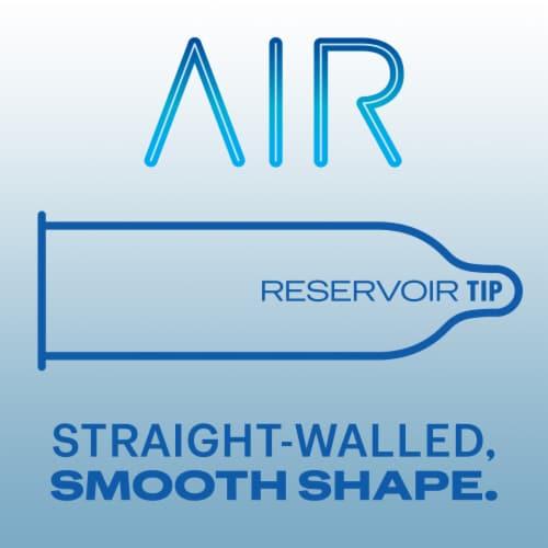 Durex® Air Condoms Perspective: bottom