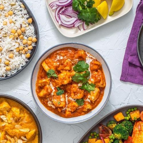 Patak's® Butter Chicken Curry Simmer Sauce Perspective: bottom