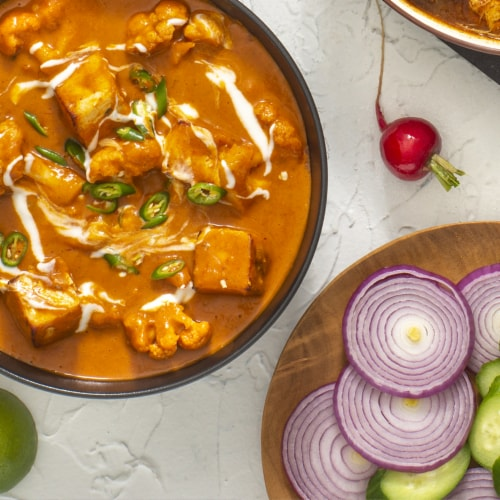 Patak's Spicy Butter Chicken Curry Indian Simmer Sauce - Spicy Perspective: bottom