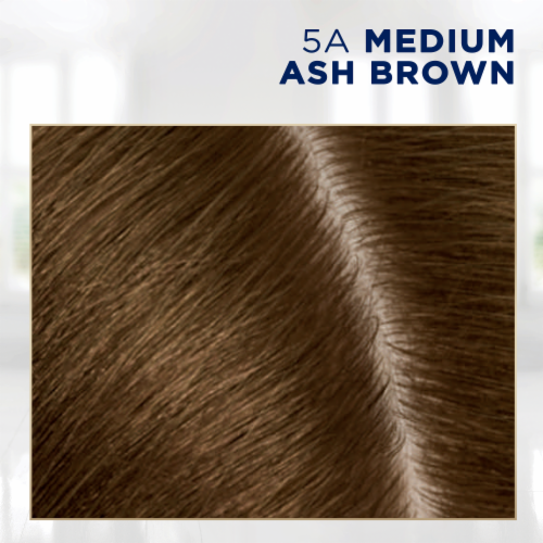 Clairol Permanent 5A Medium Ash Brown Root Touch-Up Perspective: bottom
