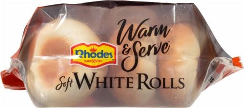 Rhodes® Warm 'N Serv™ Soft White Rolls Perspective: bottom