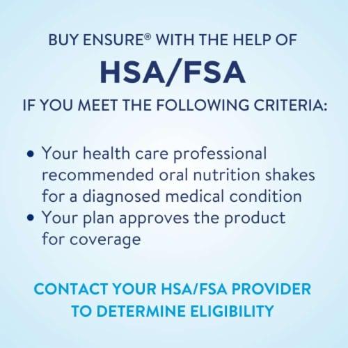 Ensure Original Milk Chocolate Ready-to-Drink Nutrition Shakes Perspective: bottom
