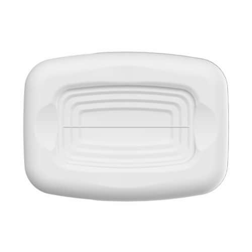 Similac Organic Milk-Based Powder with Iron Infant Formula Perspective: bottom