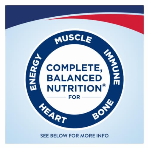 Ensure® Plus Dark Chocolate Ready-to-Drink Nutrition Shake Perspective: bottom