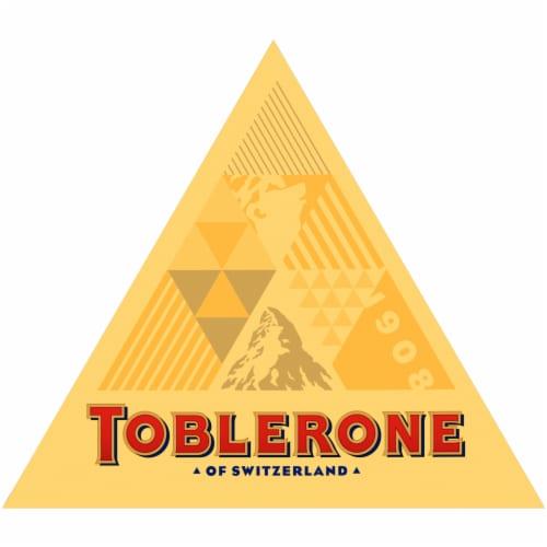 Toblerone Swiss Chocolates with Honey & Almond Nougat Variety Gift Box Perspective: bottom